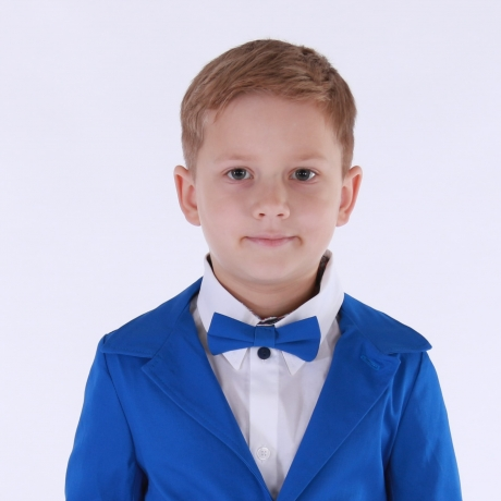 Bow Tie Royal Blue