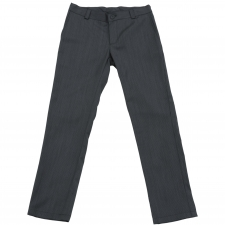 Virgin Wool Black Trousers