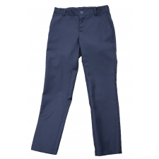 Dark Blue Trousers, 100% Virgin Wool