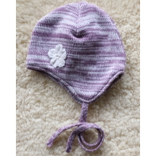 Purple Hat, 100% Merino Wool