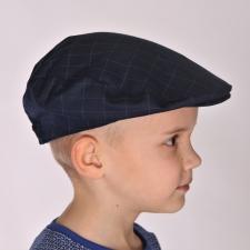 Navy Blue Ivy Cap