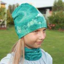 Müts sinine mandala