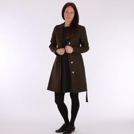 Coat, 100% Virgin Wool