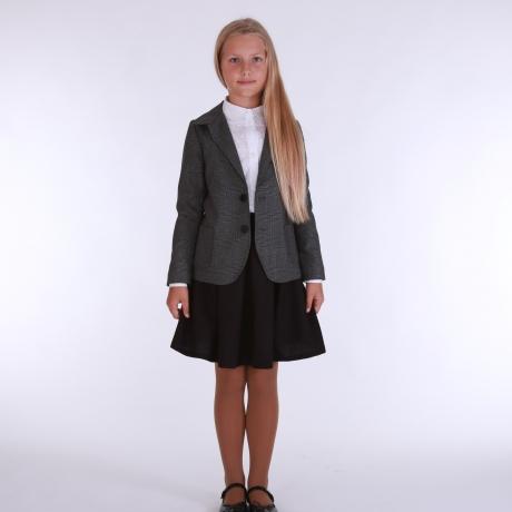 Black Skirt, 100% Virgin Wool