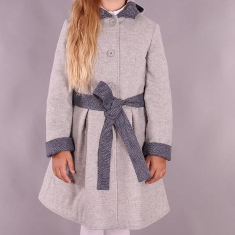 Light Gray Coat