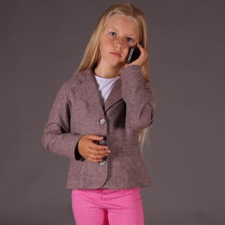 Vanaroosa villane jakk