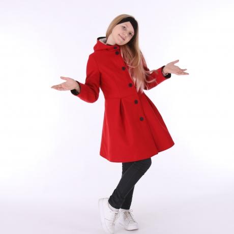 Punane mantel