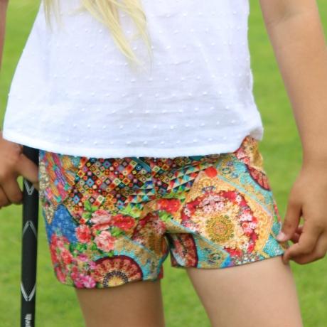 """Lühikesed püksid """"Romantiline Equador"""""""