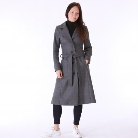 Naiste hall villane mantel