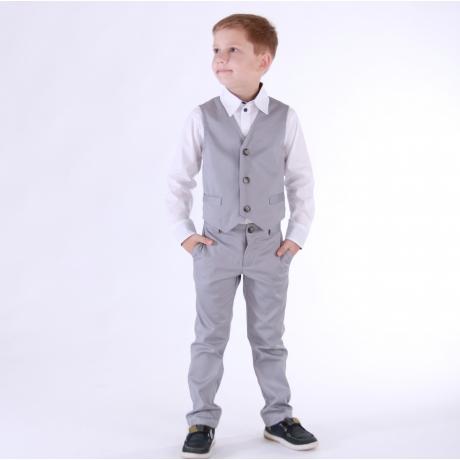 Light Gray Trousers