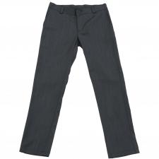 Virgin Wool Black Trousers