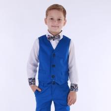 Sinine kerge läikega vest (Royal Blue)
