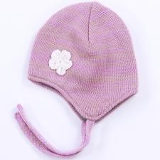 Pink Hat, 100% Merino Wool