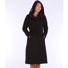 Navy Blue Wintercoat With Cashmere