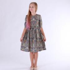 Dress India (Green)