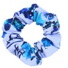 Patsikumm siniste lilledega
