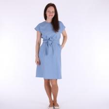 Helesinine linane kleit
