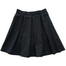 Black Skirt, 99% Virgin Wool