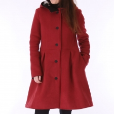 Red Wintercoat