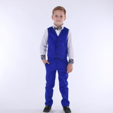 Royal Blue Vest (Darker)