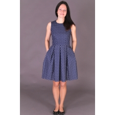 Blue Navy Dress