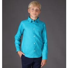 Turquoise Shirt, 100% Linen